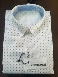 Cotton Formal Shirts For Men's