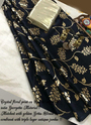Floral Printed Designer Casual Wear Sarees