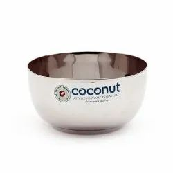 Coconut Stainless Steel C4 Apple Bowl