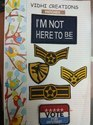 Normal and Chenille Embroidered Patches