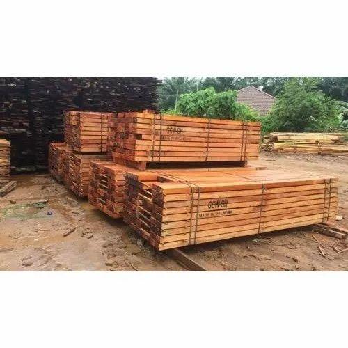 Sabir Impex Kapur Wood Timber, Thickness: 80-120 mm