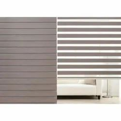 Horizontal Zebra Blind