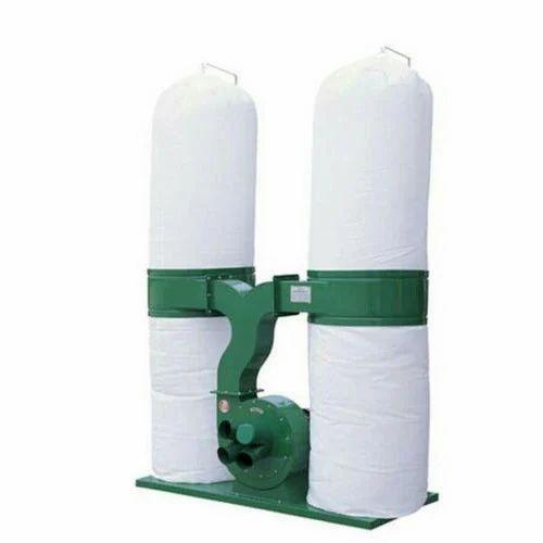 Dust Collectors Double Bag Dust Collector Machine Pr