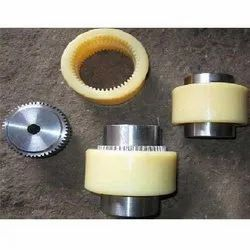 NO-38 SMI Nylon And Steel Sleeve Gear Coupling