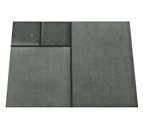 Cuddapah Black Limestone - Natural Finish