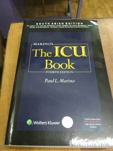 Paul L Marino Icu Book