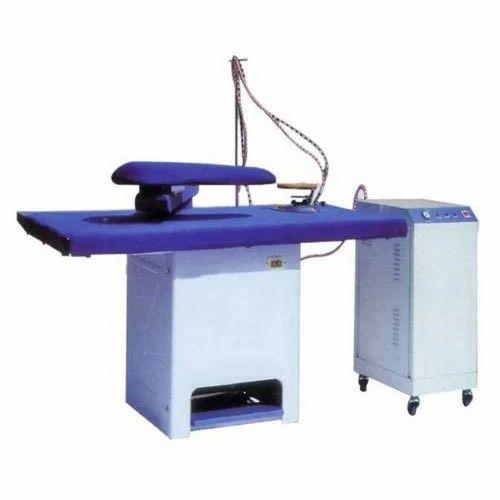 automatic steam ironing machine at rs 75000 unit ironing machine
