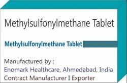 Methylsulfonylmethane Tablet