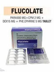 Paracetamol Chlorpheniramine Dextromethorphan Phenylephrine Tablet