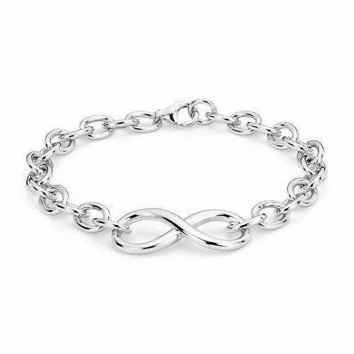 e9354591e Hand Sterling Silver Bracelet, खरे चांदी का कंगन ...