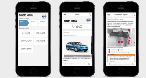 Volvo Manual App View Specifications Details Of