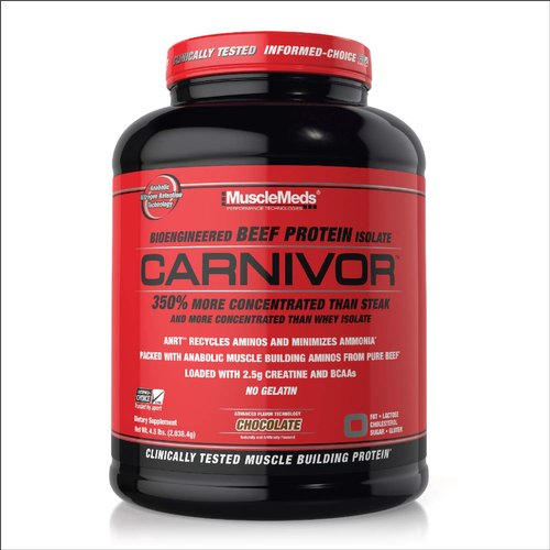 MuscleMeds Carnivor, Packaging Type: 4.5 Lbs (2038.4 Gram), for Muscle Building