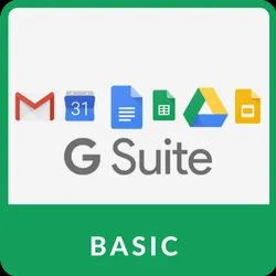 Google G Suite Basic Business Email for Cloud