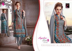 Georgette Party Wear Suit