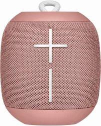 UE Wonderboom Bluetooth Speaker, Cashmere Pink