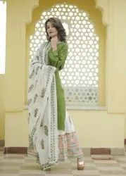 Ladies Skirt Long Kurti