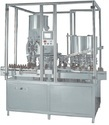 Monoblock Dry Syrup Powder Filling And Capping Machine