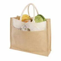 Vegetable Plain Jute Bag