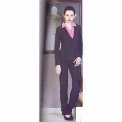 Cotton Formal Ladies Suit, Size: M