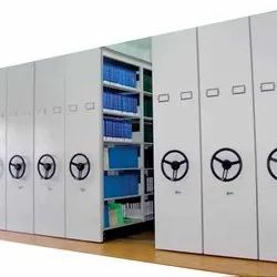 Mobile Compactor Storage Systems