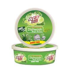 Aloe Vera Dishwasher Round Bar