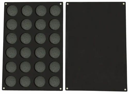 Kiri Cosmetics 24 Grids Empty Magnetic