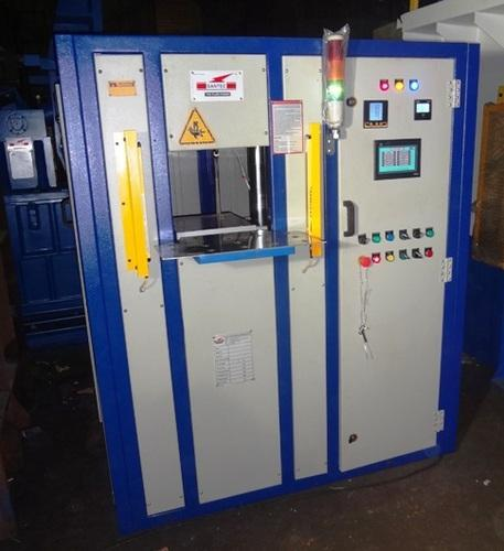 Santec Lab Compression Moulding Press, Type : Automatic   ID