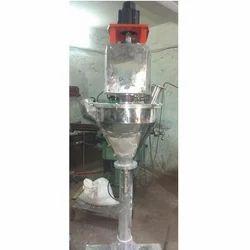 Semi Automatic Powder Filling Machine