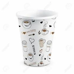 A1 Printed Paper Coffee Cup, Packaging Type: Packet, Packaging Size: 100 Pieces