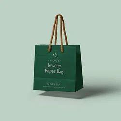 Designer Jewellery Paper Bag, Capacity: 200 Gram-8 Kg