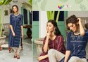 Kurti with Bottom Readymade dress material