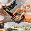 5 In 1 Multifunction Vegetable Cutter