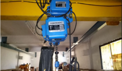 Compact Trolley Hoists