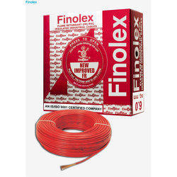 Blue And White Finolex Copper Cable