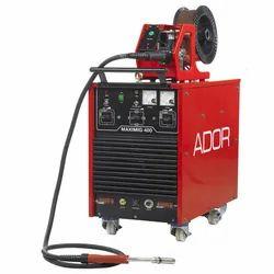 Ador Maximig 400 MIG Welding Machine