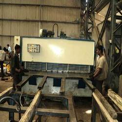 Hydraulic Shearing Machine Components