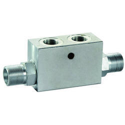 Double Locking Check Valves