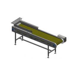 Semi Automatic Potato Chips Inspection Conveyor