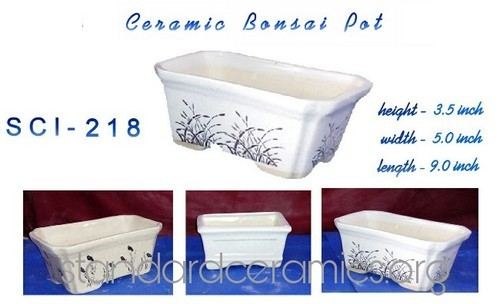 Nursery Bonsai Pots