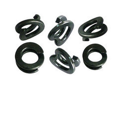 Railway Single Coil Spring Washer