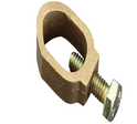 Brass C Type Rod To Cable Clamp