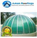 Polycarbonate Base Dome