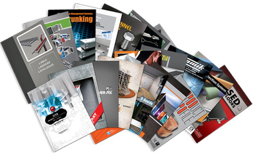 Products Catalog Printing
