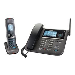 Two-Line Cordless Phone with Digital Answering