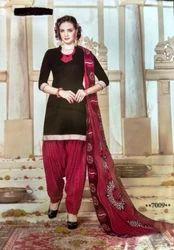 Cotton Printed Salvar Suit Set