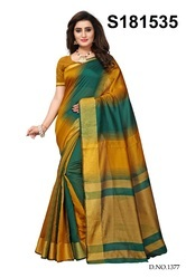 Bhagalpuri Festival Silk Sarees