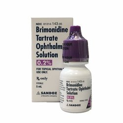 Brimonidine Tartrate