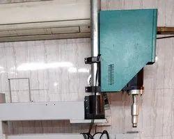 Semi Automatic Plastic Welding Machine