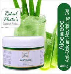 400 gm Rahul Phate''s Aloeweed Anti-Oxidant Micro Nourishing Gel