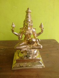 Bronze Ashtalakshmi  8 Lakshmi 9 Inches